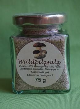 Waldpilzsalz