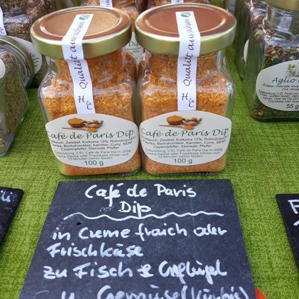 Café de Paris (Trockenprodukt)